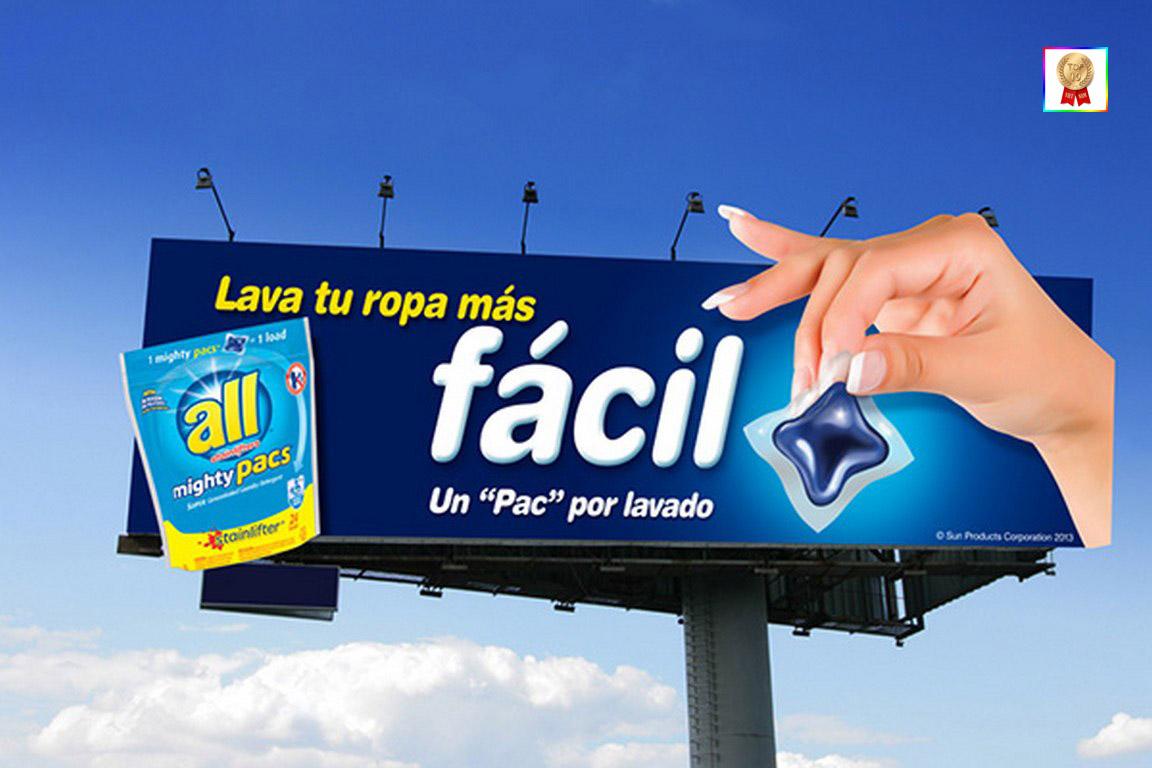 Biển quảng cáo thiết kế độc lạ