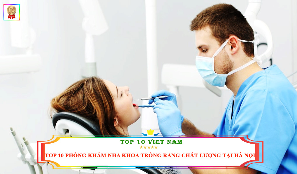 Nha khoa trồng răng Hà Nội an toàn uy tín