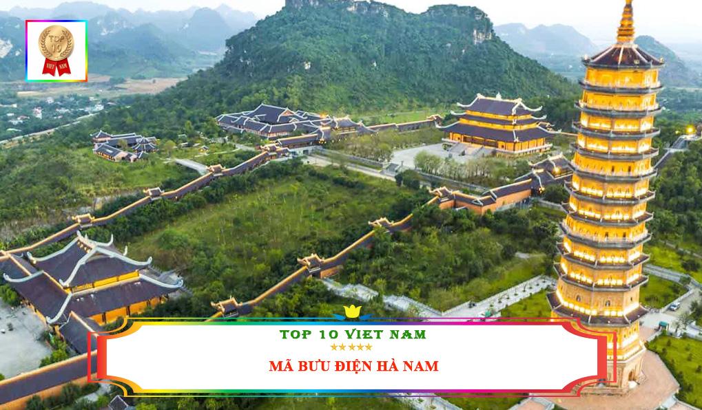 Mã bưu điện Hà Nam