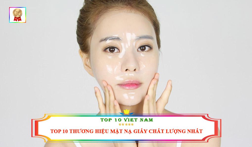 Chăm sóc da với mặt nạ giấy