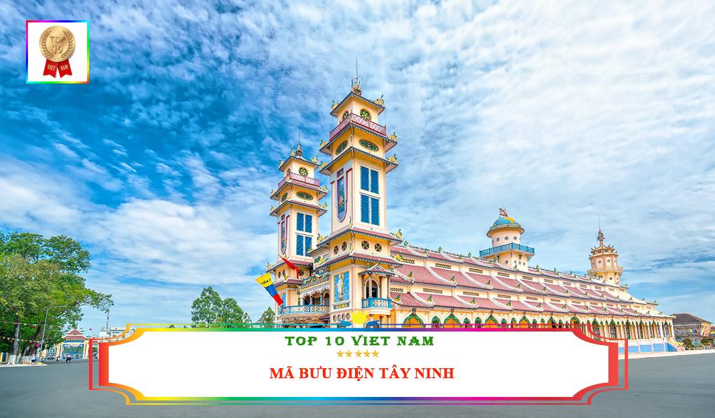 Mã bưu điện Tây Ninh