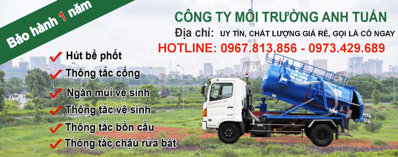 Công ty vệ sinh môi trường Anh Tuấn