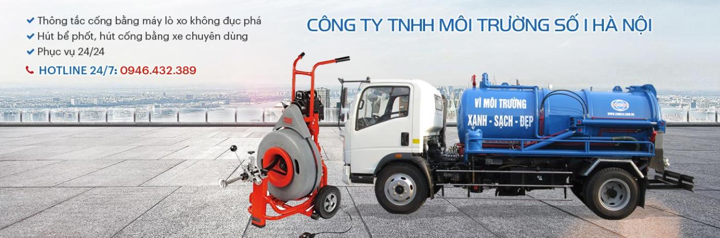 Công ty TNHH môi trường số 1 Hà Nội