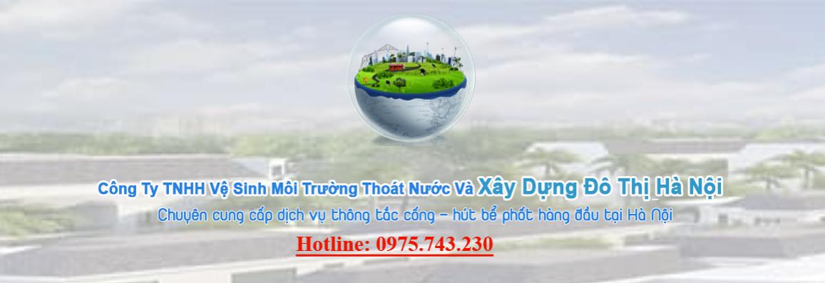 công ty vệ sinh môi trường và đô thị Hà Nội