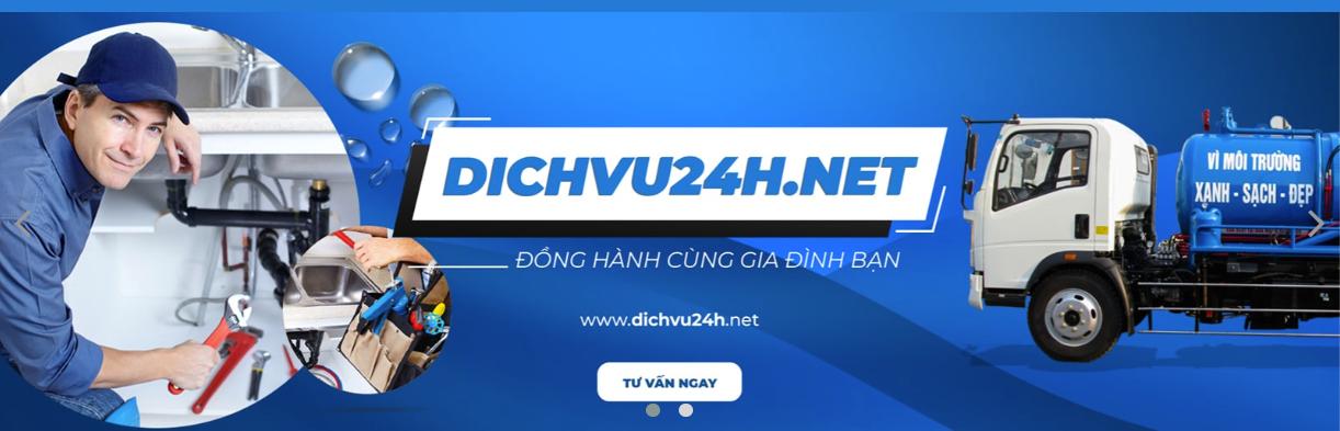 dịch vụ hút bể phốt 24h tại Hoàng Mai