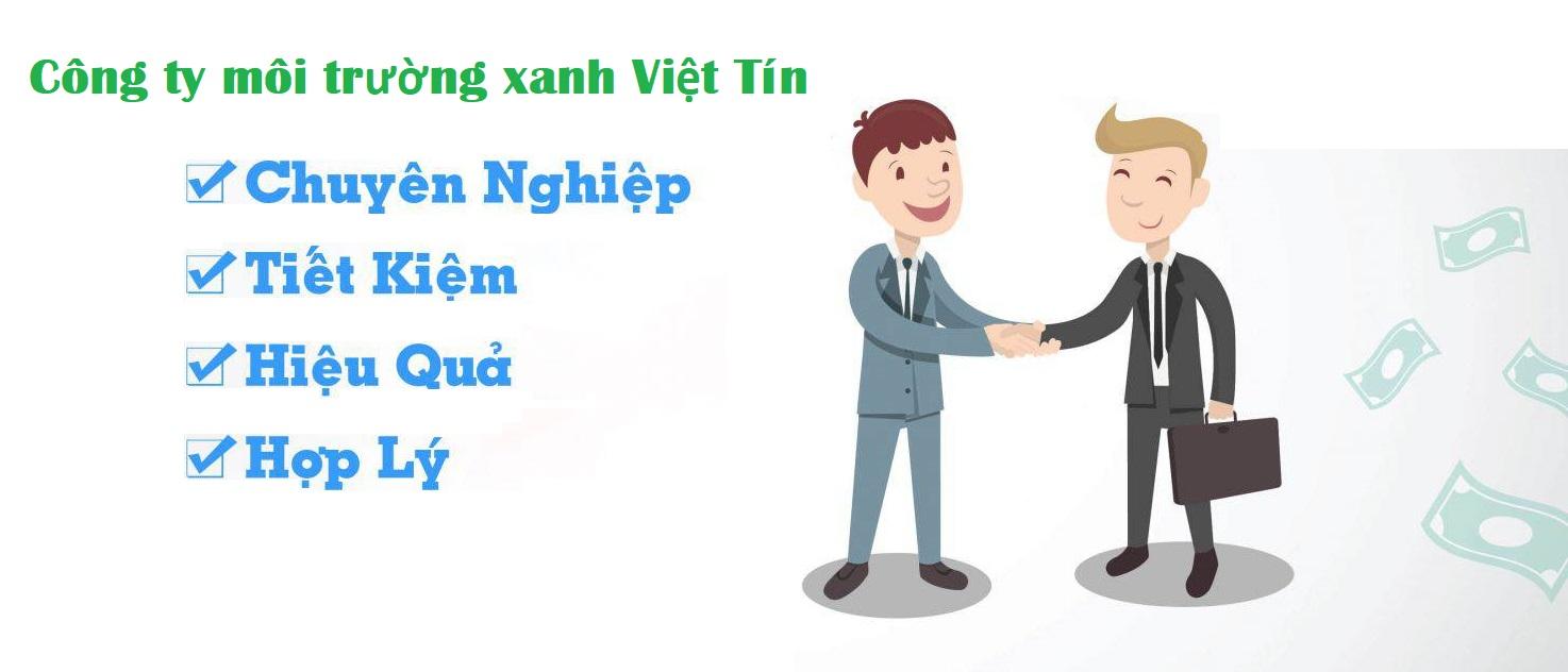 Công ty môi trường xanh Việt Tín