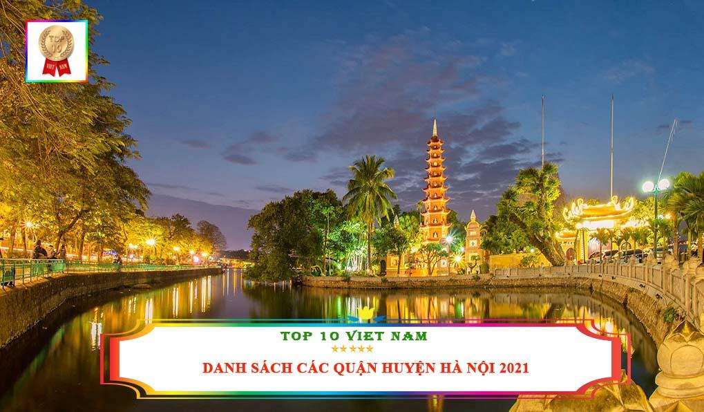 Quận Huyện Hà Nội