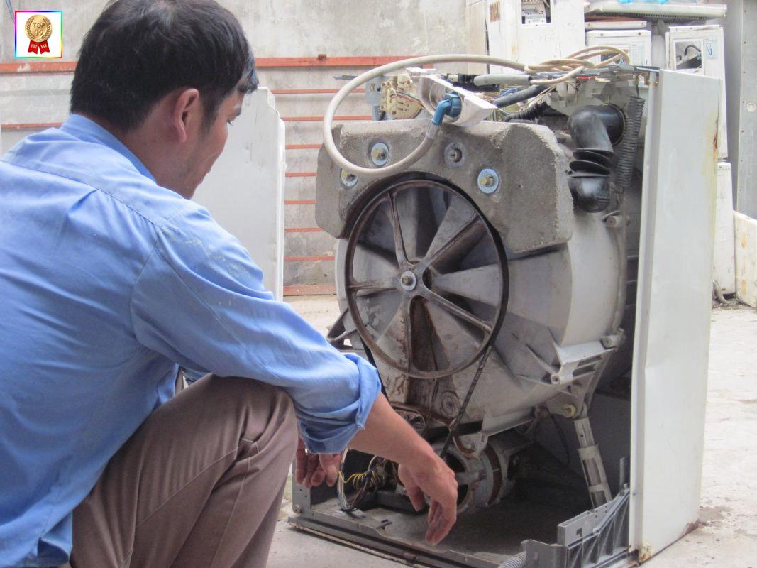 Sửa chữa máy giặt nhanh chóng nhất