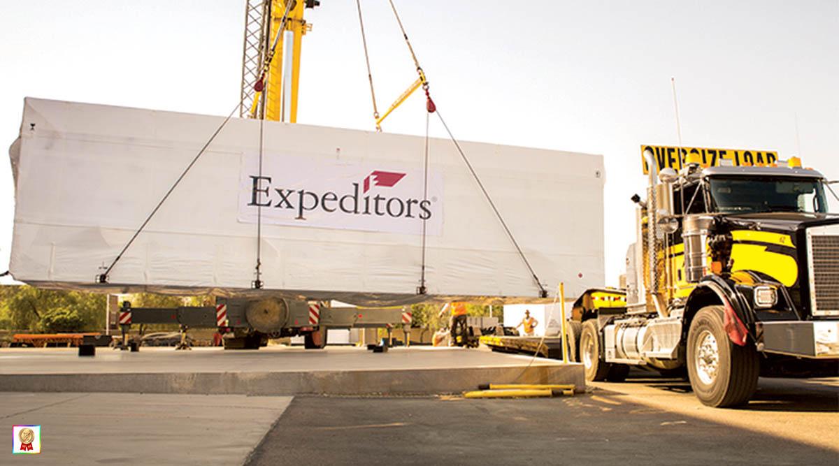Công ty logistics uy tín Expeditors