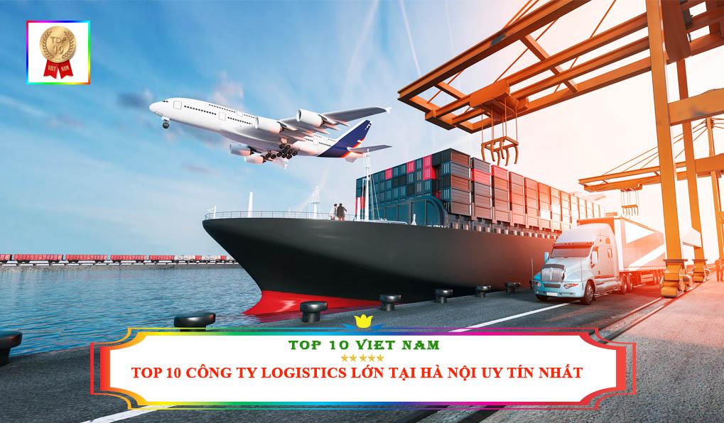 Công ty logistics lớn tại Hà Nội