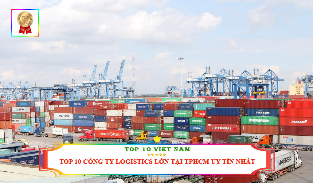 Công ty Logistics lớn tại TPHCM