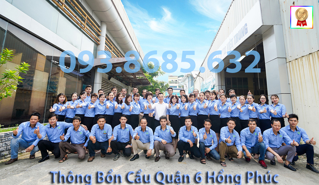 Đội ngũ nhân viên của Hồng Phúc