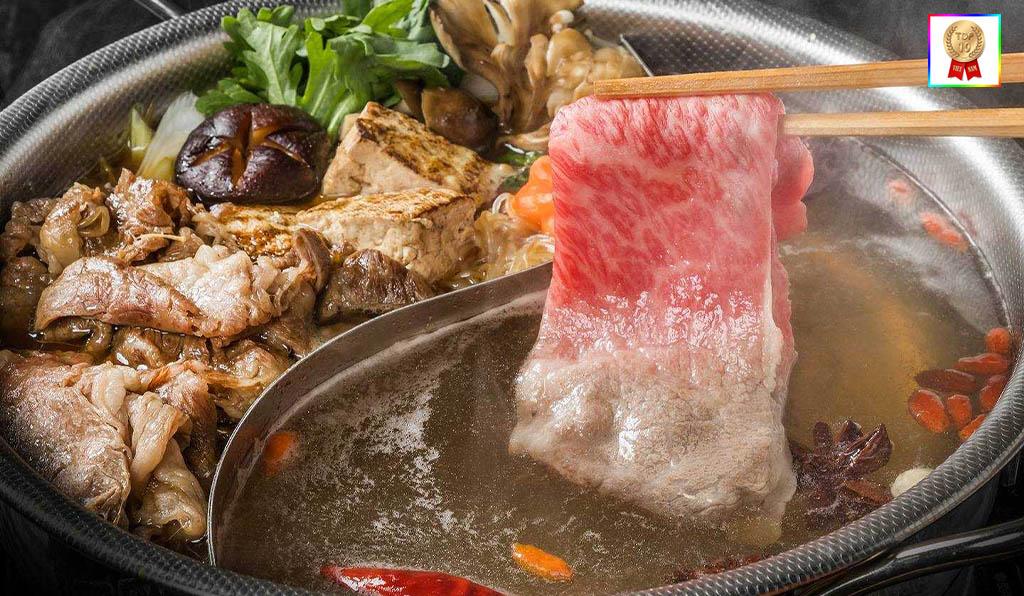 lẩu bò Hong Kong