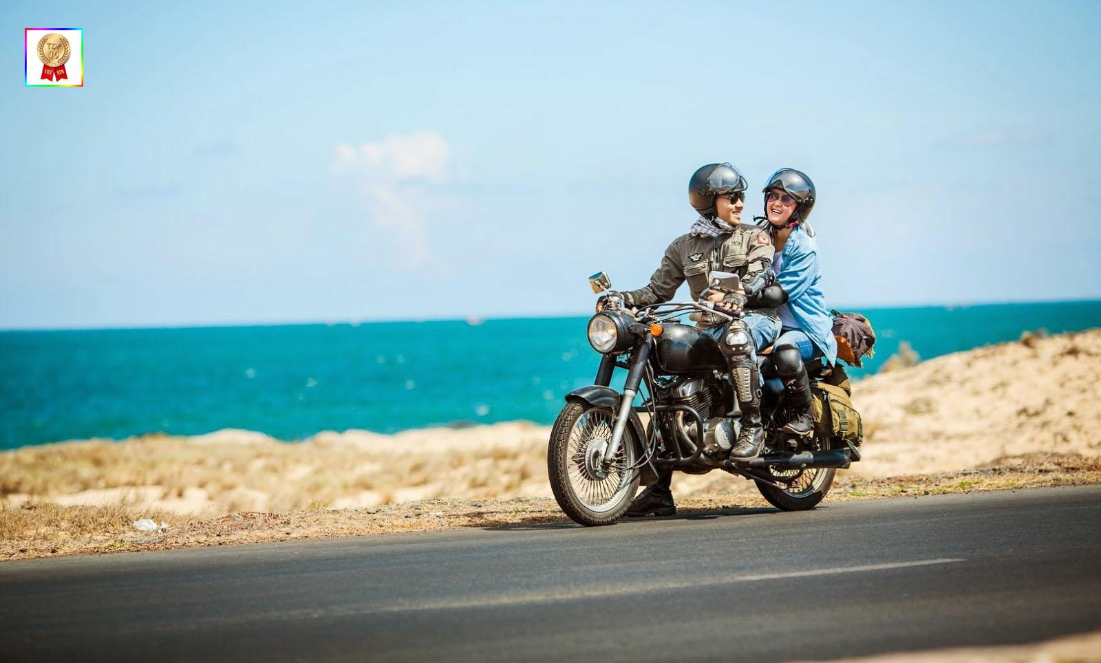 Thuê xe máy phượt tại Hà Nội giá rẻ
