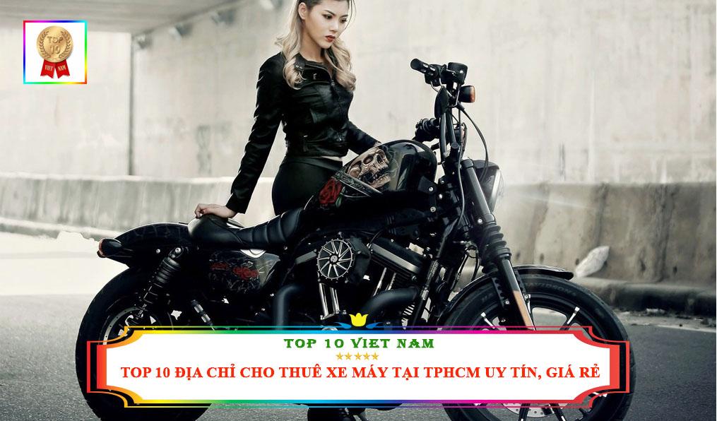 Cho thuê xe máy tại TpHCM