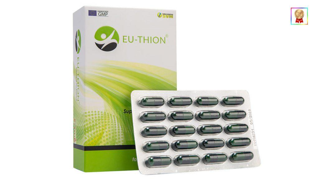 Lợi ích của viên uống Euthion