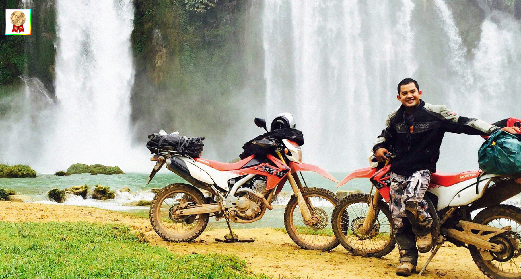 Thuê xe máy phượt tại Hà Giang Epic Tour & Motorbike
